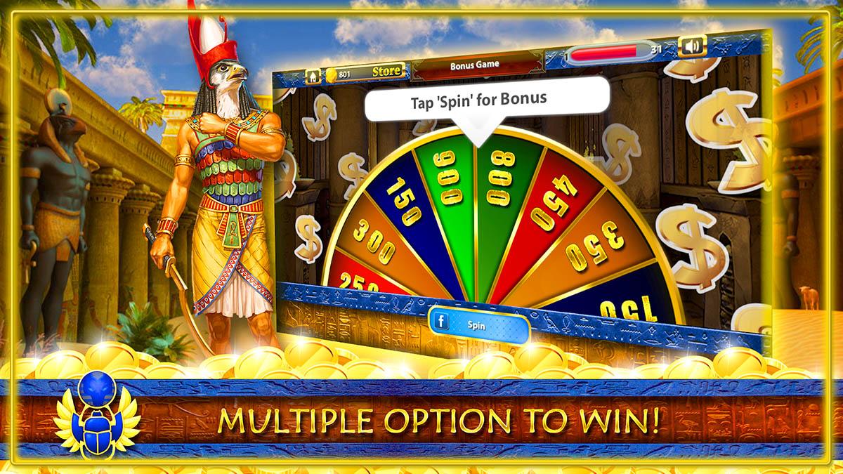free slots games casino cleopatra