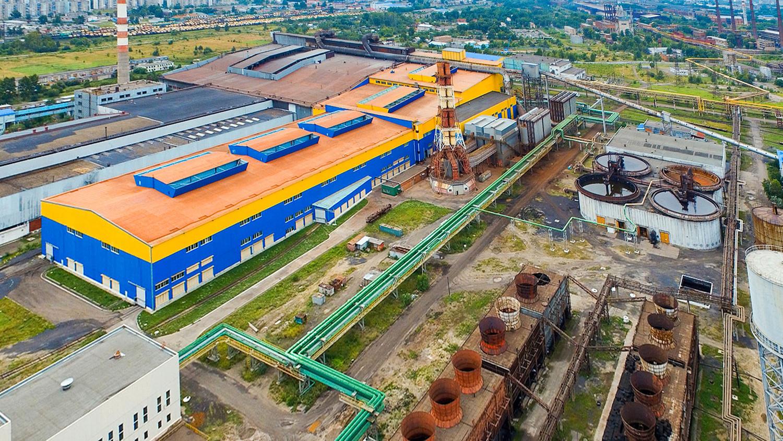 Завод Амурсталь