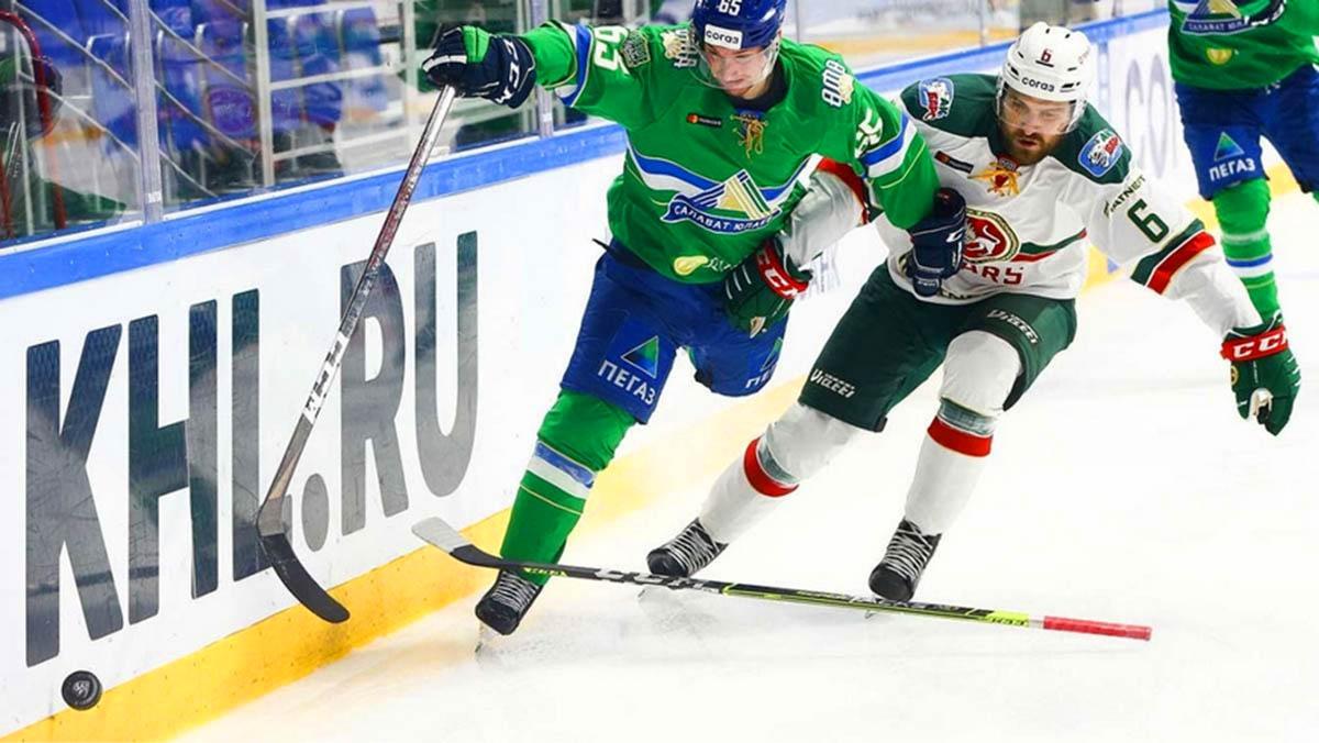 Как «Салават Юлаев» и «Ак Барс» готовятся к полуфиналу Востока, сезон-2020/2021 - Чемпионат