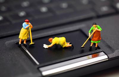Генеральная чистка ноутбука