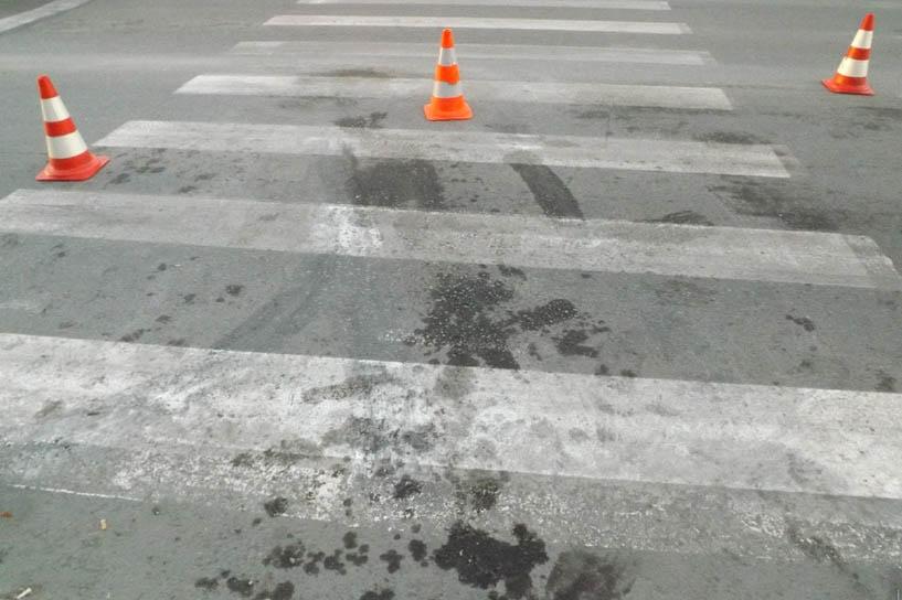 открывающаяся сбил пешехода на пешеходном переходе статья отметил