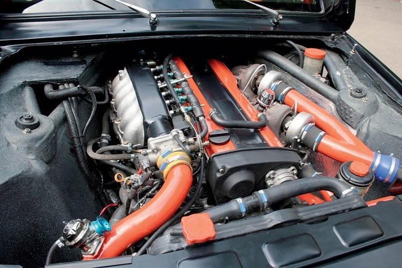 Как сделать двигатель тише