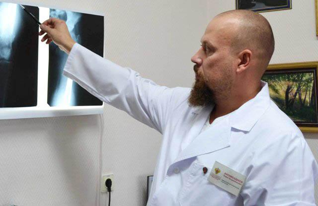 работа травматолога в сибирь вид