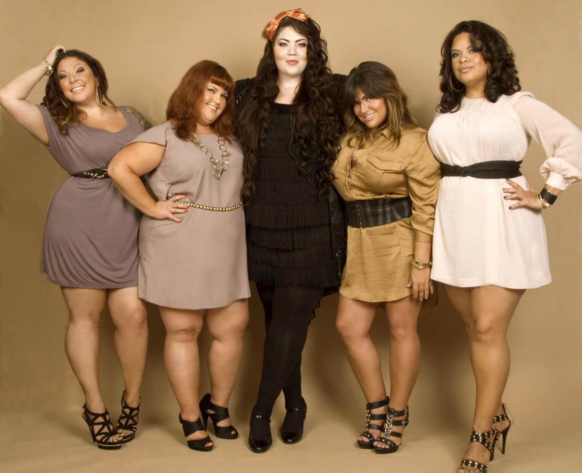 Одежда И Обувь Для Полных Женщин
