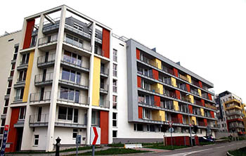 Виды чешской недвижимости