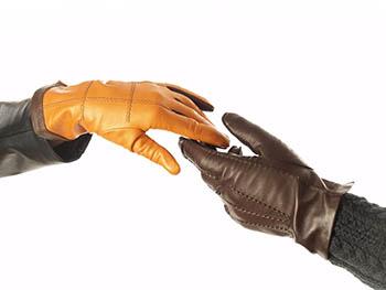 Выбираем перчатки